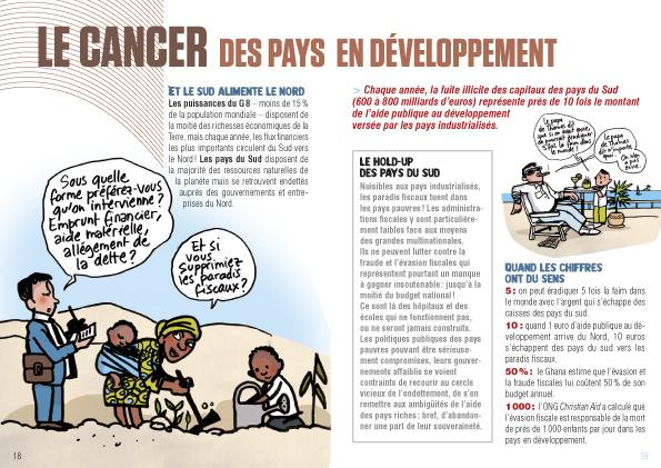 CCFD Plaquette Paradis fiscaux2
