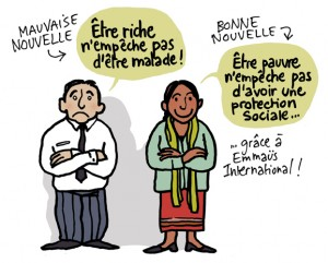Emmaus International Dessin Sante