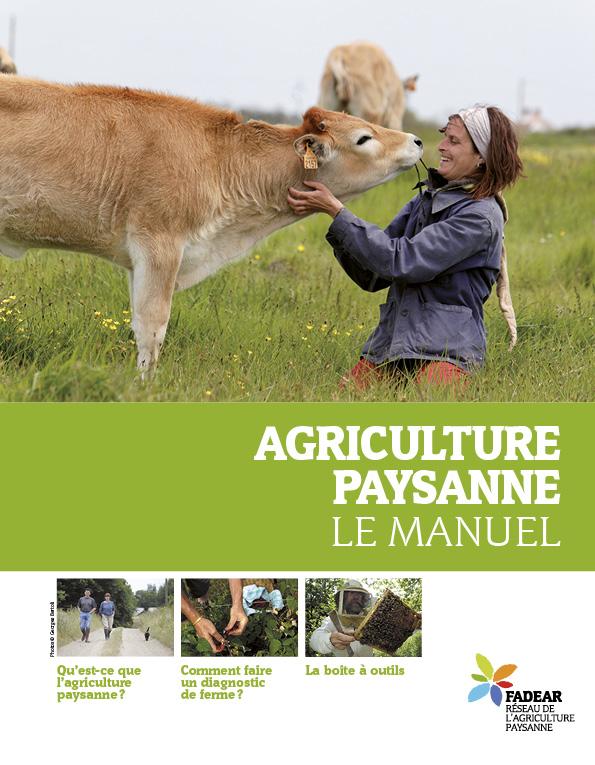 FADEAR Manuel de l'agriculture paysanne